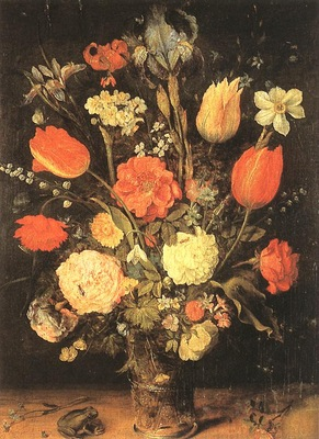 BRUEGHEL Jan the Elder Flowers