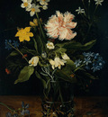Brueghel I Jan Still Life with Flowers in a Glass