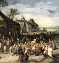 Brueghel Jan the Elder St Martin