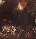 Brueghel Jan the Elder Temptation of St Anthony