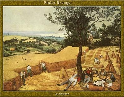 PO Vp S1 51 Pieter Bruegel La moisson