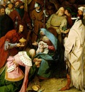 Bruegel d a  The Adoration of the Kings, 1564, 111x83 5 cm,