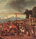 BRUEGEL Pieter the Younger Crucifixion