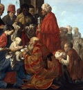 Brugghen ter Hendrick Adoration of the Kings Sun