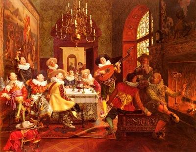 Brunery Francois A Merry Melody
