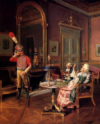 Brunery Francois Avant La Revue