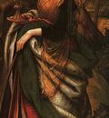 Burgkmaier St  Barbara, 1518, oil on panel, Gemaldegalerie,
