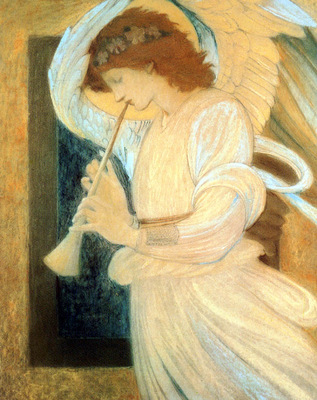 An0003 Angel SirEdwardBurne Jones sqs