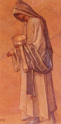 Burne Jones Sir Edward Coley Balthazar