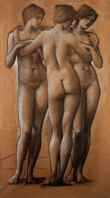 Burne Jones The Three Graces