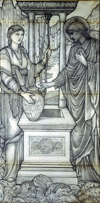 Jesus and Woman at the Well