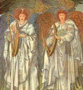 Ang20004 Angeli Laudantes Sir Edward Burne Jones sqs