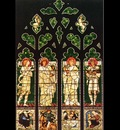 BURNE JONES Edward Christ Church Oxford The Vyner memorial window