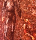 Burne Jones, Edward The Prince Enters the Briar Wood end