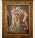 Burne Jones Pygmalion and the Image III The Godhead Fires