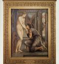 Burne Jones Pygmalion and the Image IV The Soul Attains