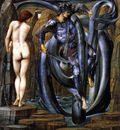 burne jones the perseus series the doom fulfilled 1884