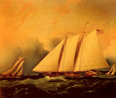 Buttersworth James E Under Full Sail