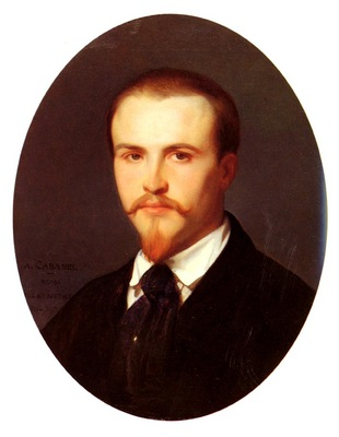 Cabanel Alexandre Autoportrait