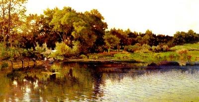 Calame Alexandre Bord Du Lac