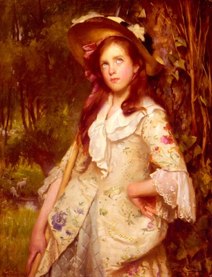 Calkin Lance The Young Shepherdess
