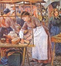 pissarro the pork butcher