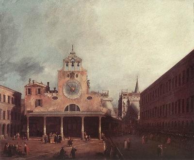 CANALETTO San Giacomo Di Rialto