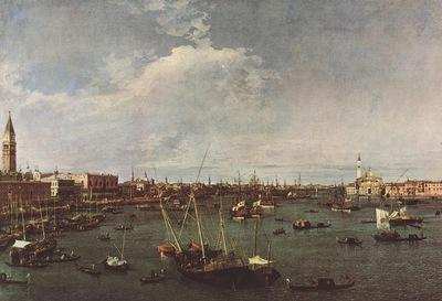 Canaletto Bacino di San Marco St Mark s Basin