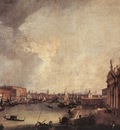 CANALETTO Entrance To The Grand Canal Looking East