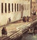 CANALETTO Rio Dei Mendicanti detail