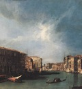 CANALETTO The Grand Canal From Rialto Toward The North
