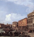 CANALETTO The Molo Looking West