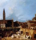 Canaletto Stonemasons Yard