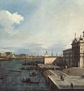 Canaletto The Grand Canal at the Salute Church