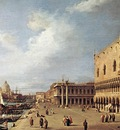 Canaletto View of the Ducal Palace