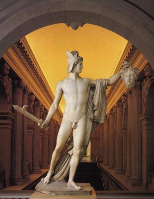 Canova Antonio Perseus with the Head of Medusa the Met