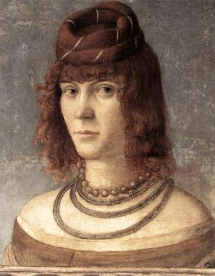 Carpaccio Portrait of a Woman