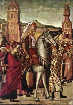 Carpaccio The Triumph of St George detail2