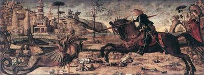 St George and the Dragon WGA