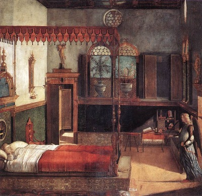 The Dream of St Ursula WGA