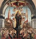 Apotheosis of St Ursula WGA