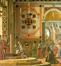 Carpaccio The Ambassadors Depart, 1494, 280x253, Gallerie de