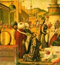 Carpaccio The Baptism of the Selenites, 1502, 141x285, Orato