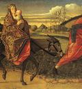 Carpaccio The Flight into Egypt, 1500, NG Washington