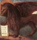 Carpaccio The Lion of St Mark