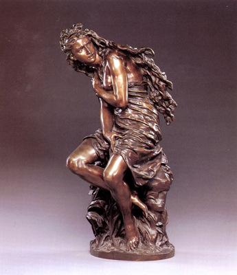 Carpeaux Jean Baptiste Peasant Girl