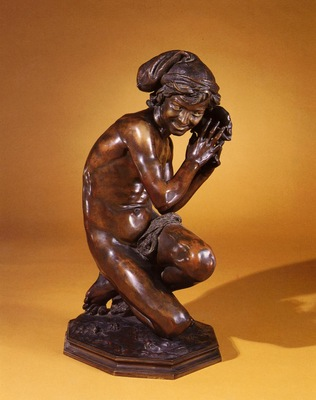 Carpeaux Jean Baptiste The Neapolitan Fisherboy