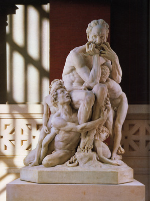 Carpeaux Jean Baptiste Ugolino and his Sons