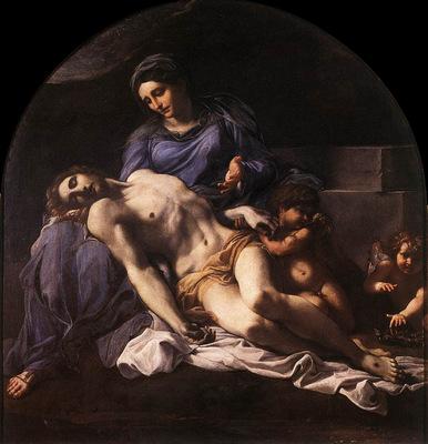 Carracci Annibale Pieta