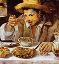 Carracci Annibale The beaneater Sun